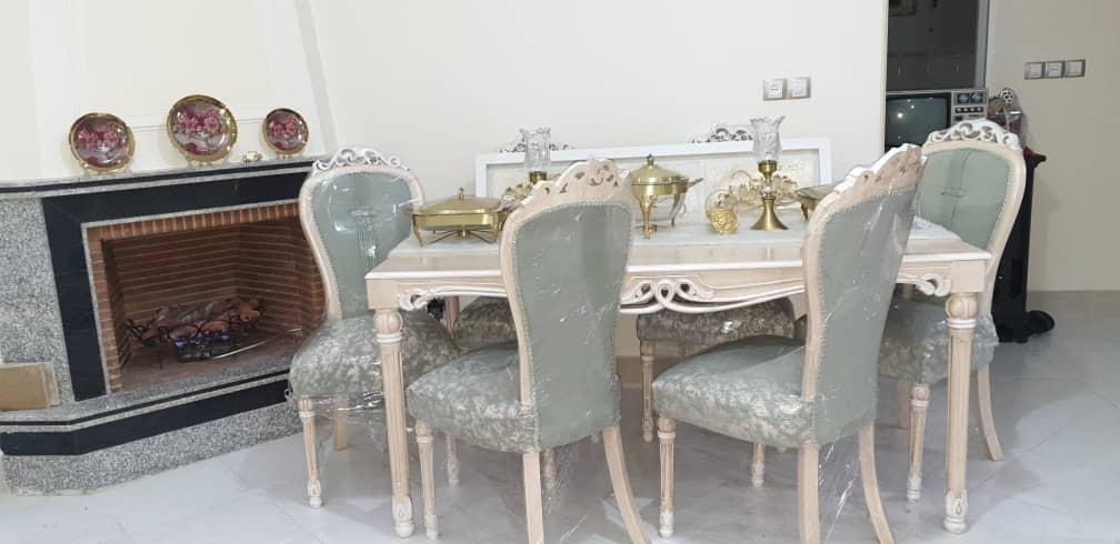 میز نهارخوری ترمه